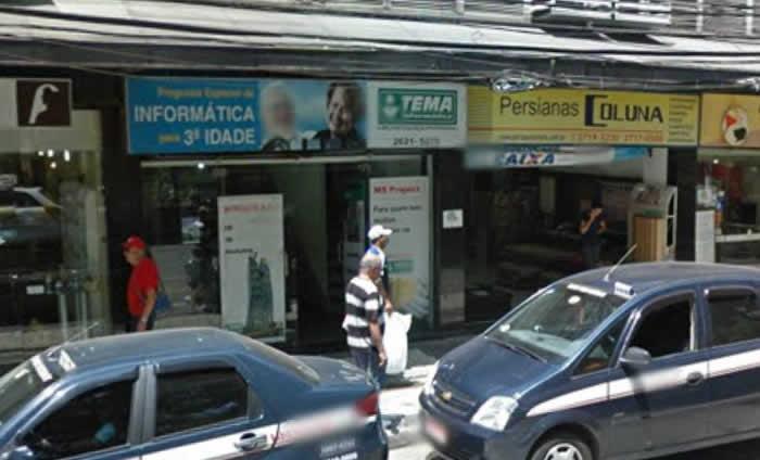 Tema Unidade centro Niterói